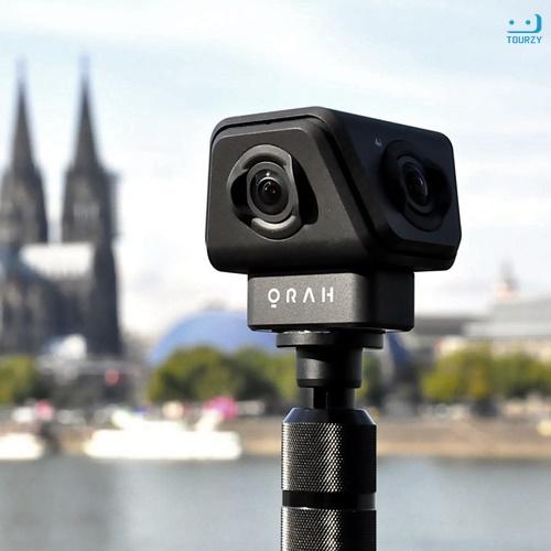 Orah 4i là chiếc camera livestream 360 độ chuyên nghiệp