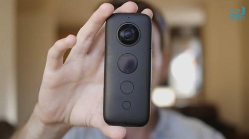 Insta360 One X  chiếc camera mang đến khả năng livestream 360 độ chất lượng cao nhất